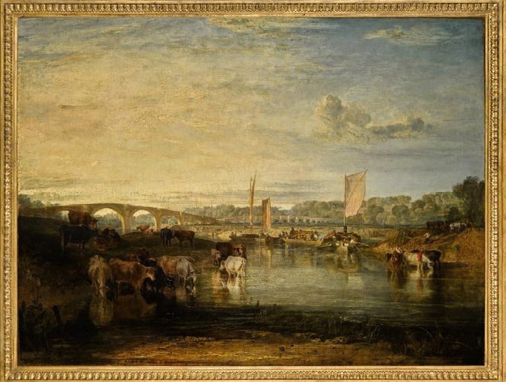 JMWTurnerWaltonBridges1806OilOnCanvas