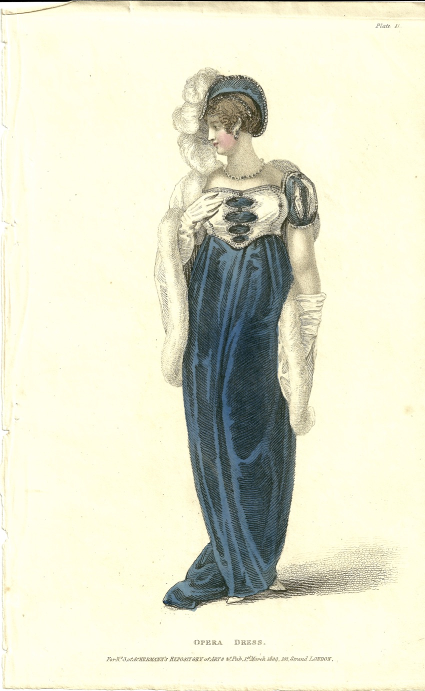 Ackermann Fashion Plates