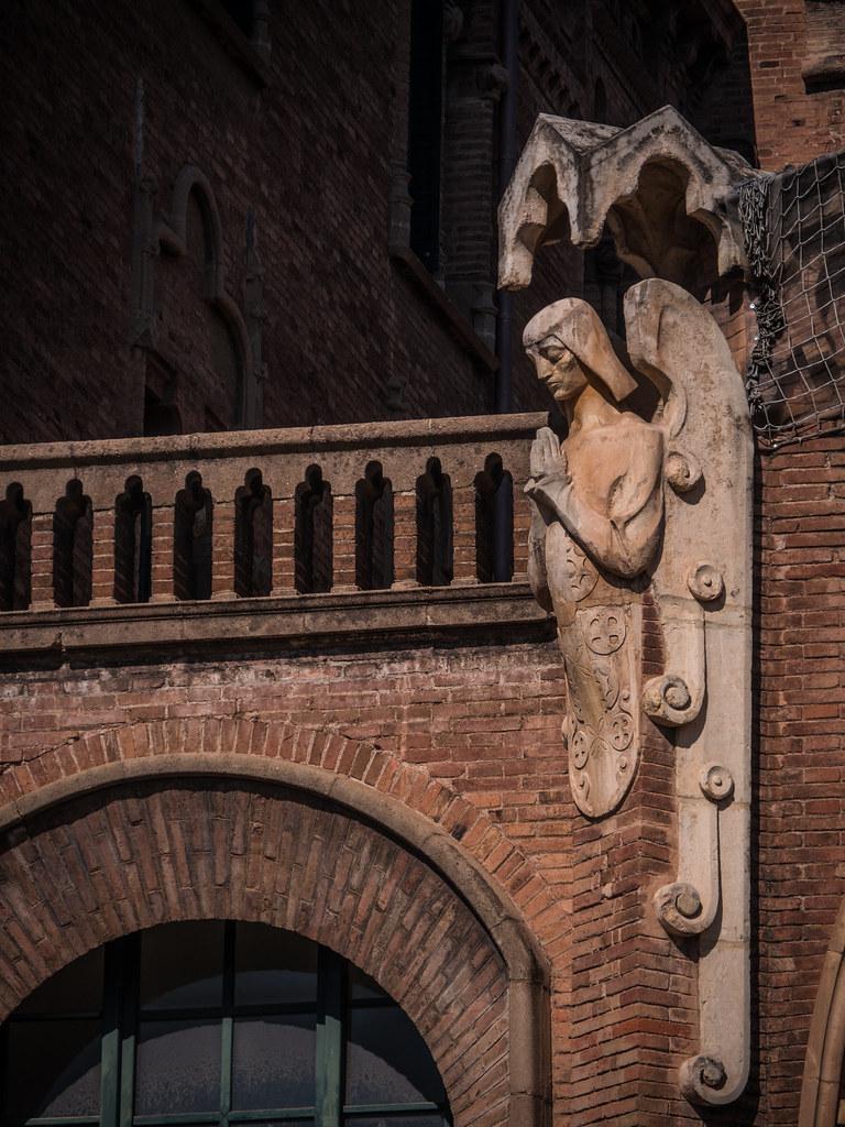 Les anges de Sant Pau... 45405124544_6293e10dd8_b