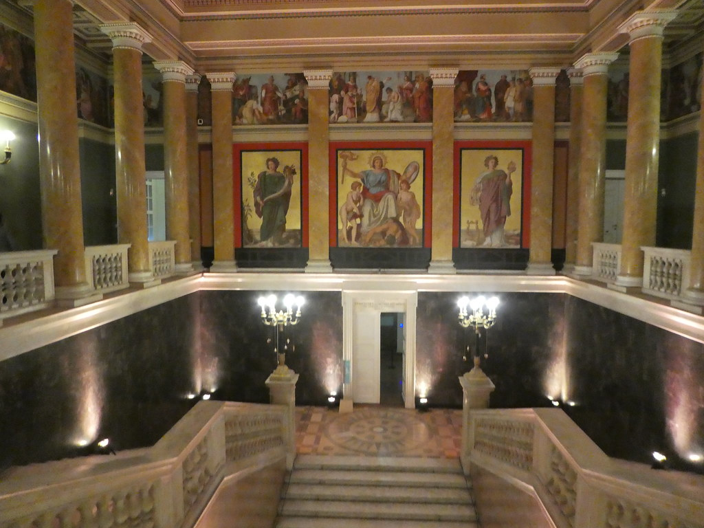 National Museum of Hungary, Budapest