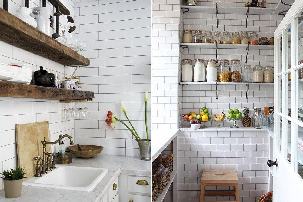 Trang trí phụ kiện tủ bếp cho căn bếp gọn gàng tiện nghi