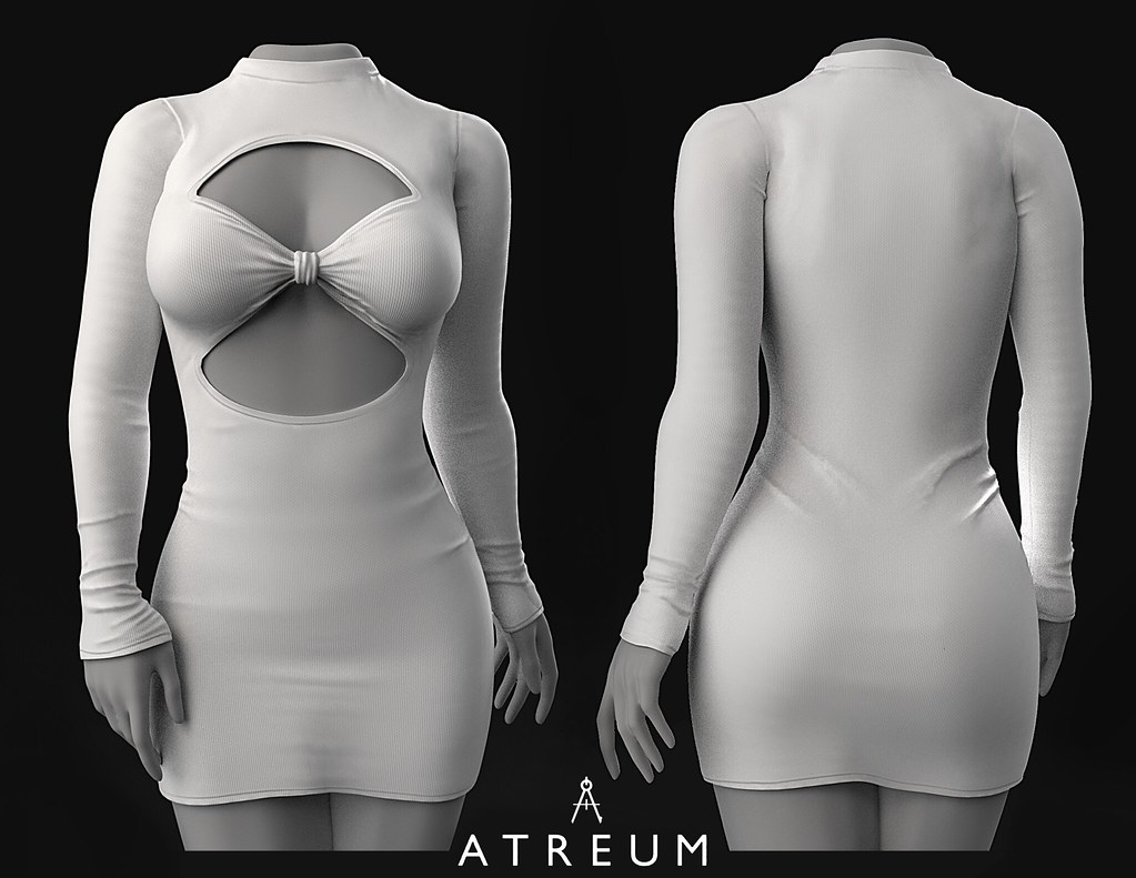 Atreum – Icon Dress Progress
