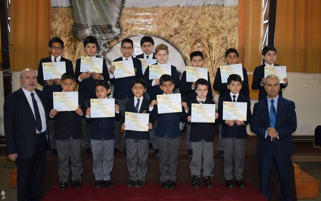 Premiación Académica ISV 2018 (Galería 1)