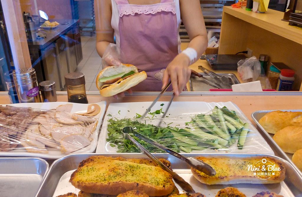 越南法國麵包工藝.第二市場16