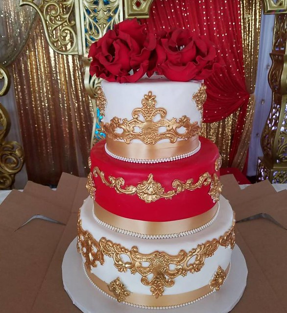 Cake by Rosevalley Cakes