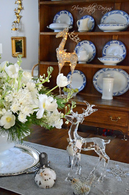 White Christmas Centerpiece-Housepitality Designs-9