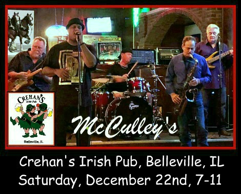 McCulley's 12-22-18