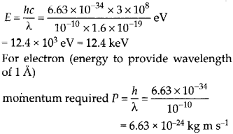 NCERT Solutions for Class 12 Physics Chapter 11 Dual Nature of Radiation and Matter 58