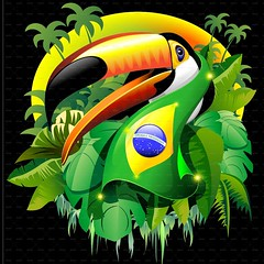My #Toco #Toucan with #Brazil #Flag have been rated 5 #Stars :star2::star2::star2::star2::star2:for #quality #item:thumbsup:!! :grinning: Thanks so much to the Lovely Person who bought a #Licence of my #Vector #Design! :green_heart::point_right: http://bi