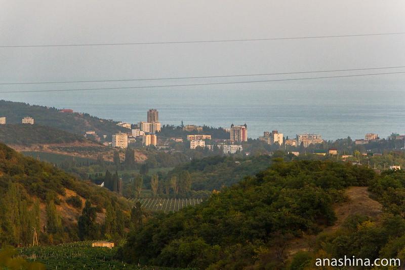 Алушта, Крым