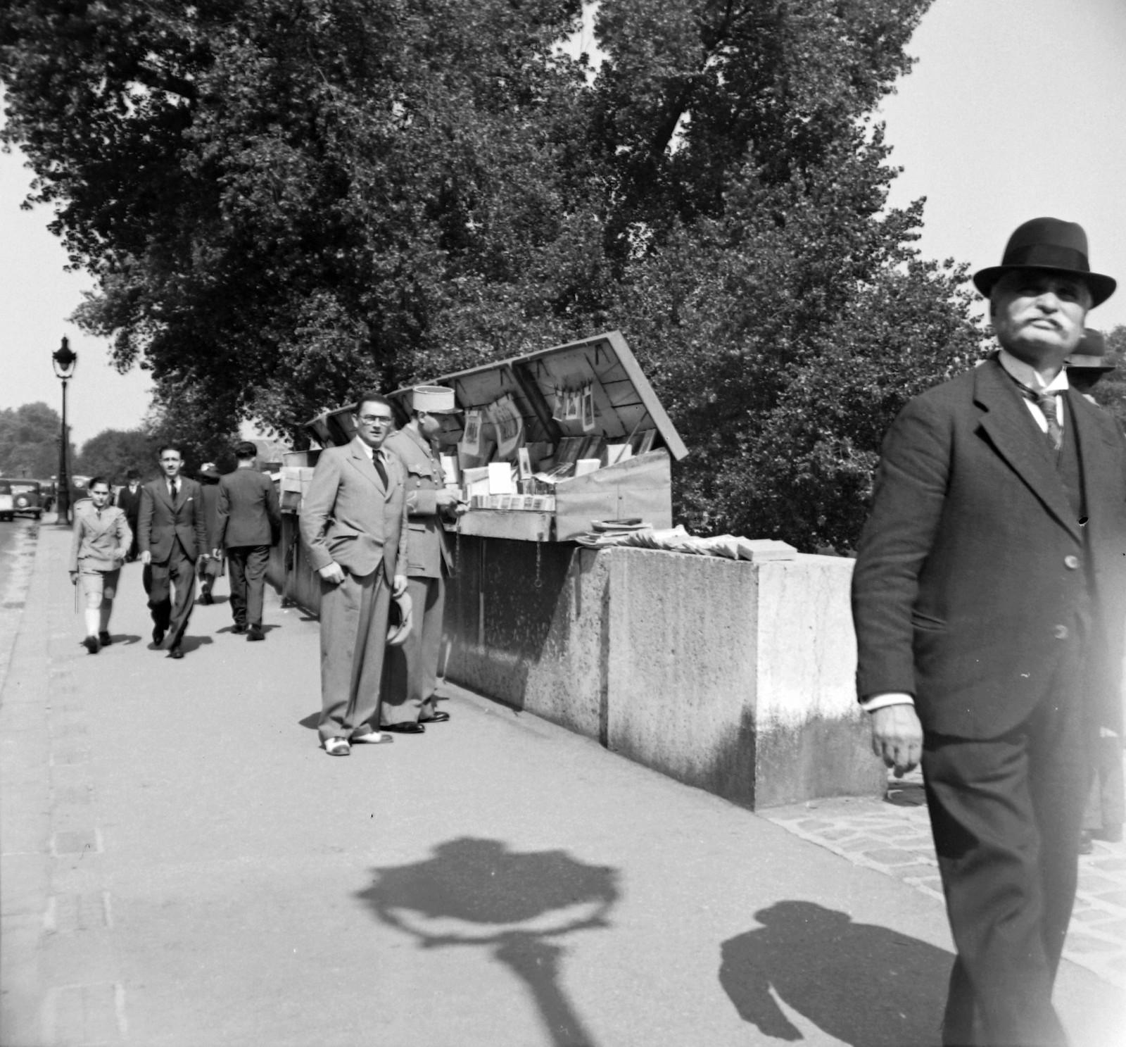 1939. Набережная Монтебелло