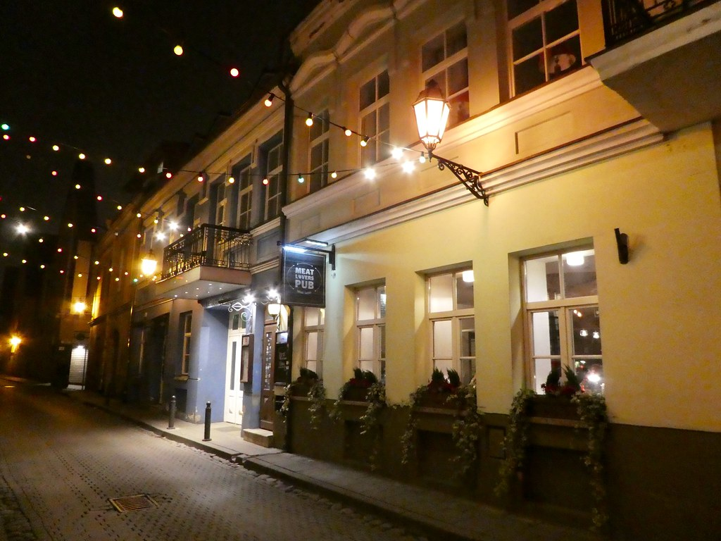 The Meat Lovers Pub, Vilnius