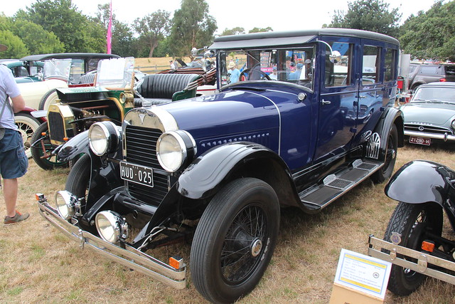 1925 Hudson Super Six Sedan, Canon EOS 700D, Canon EF-S 18-135mm f/3.5-5.6 IS STM