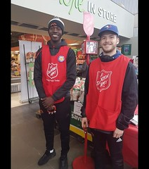 Scott Kramer and Levi Andoh (Nov 17, 2018)