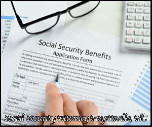 social security legal assistance in Fayetteville