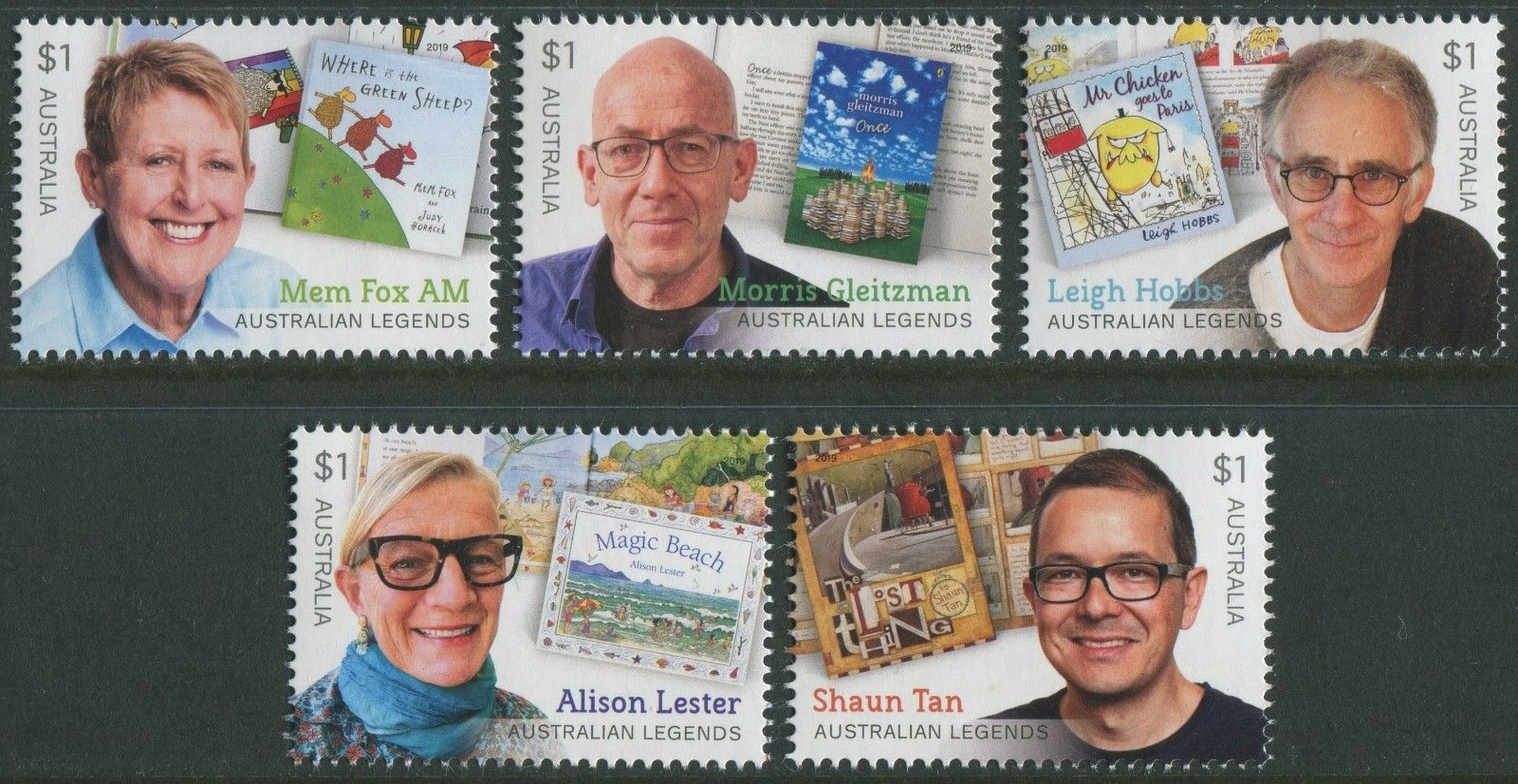 Australia - Australian Legends of Children's Literature (January 17, 2019)