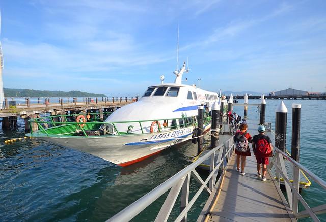 kota kinabalu brunei itinerary ferry kota kinabalu to brunei