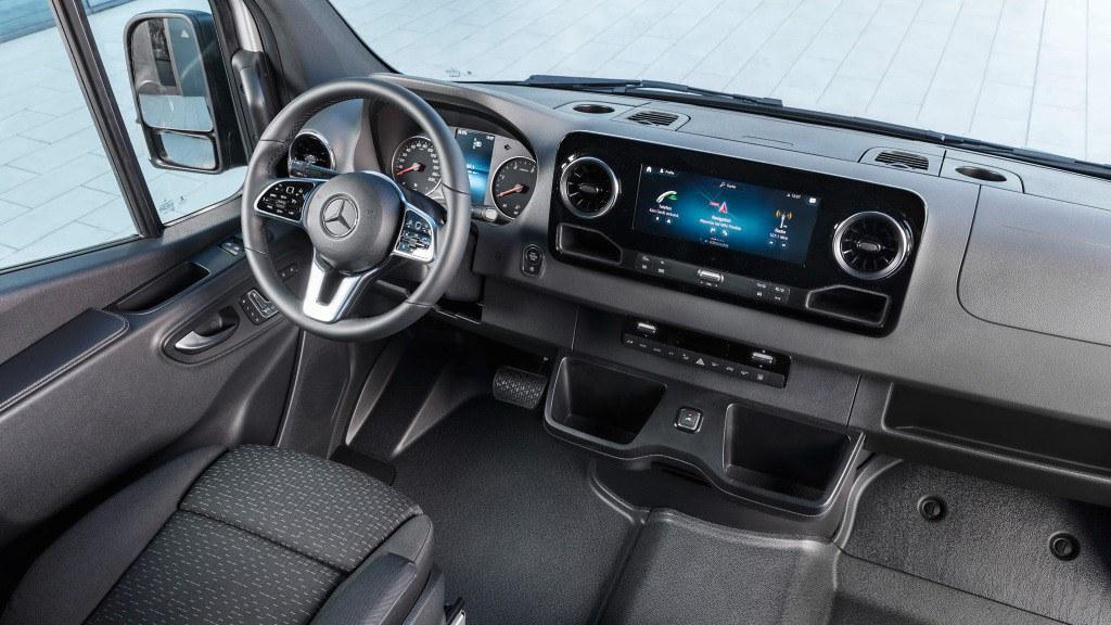 Mercedes Sprinter Tourer 4x4 v6 7am#