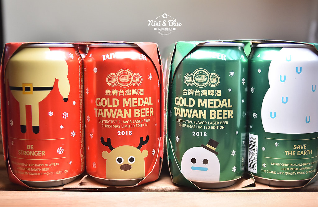85度C滷肉飯蛋糕 金牌台灣啤酒耶誕版03