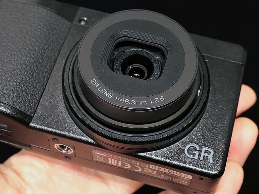 New RICOH GR III Photos | PENTAXever com