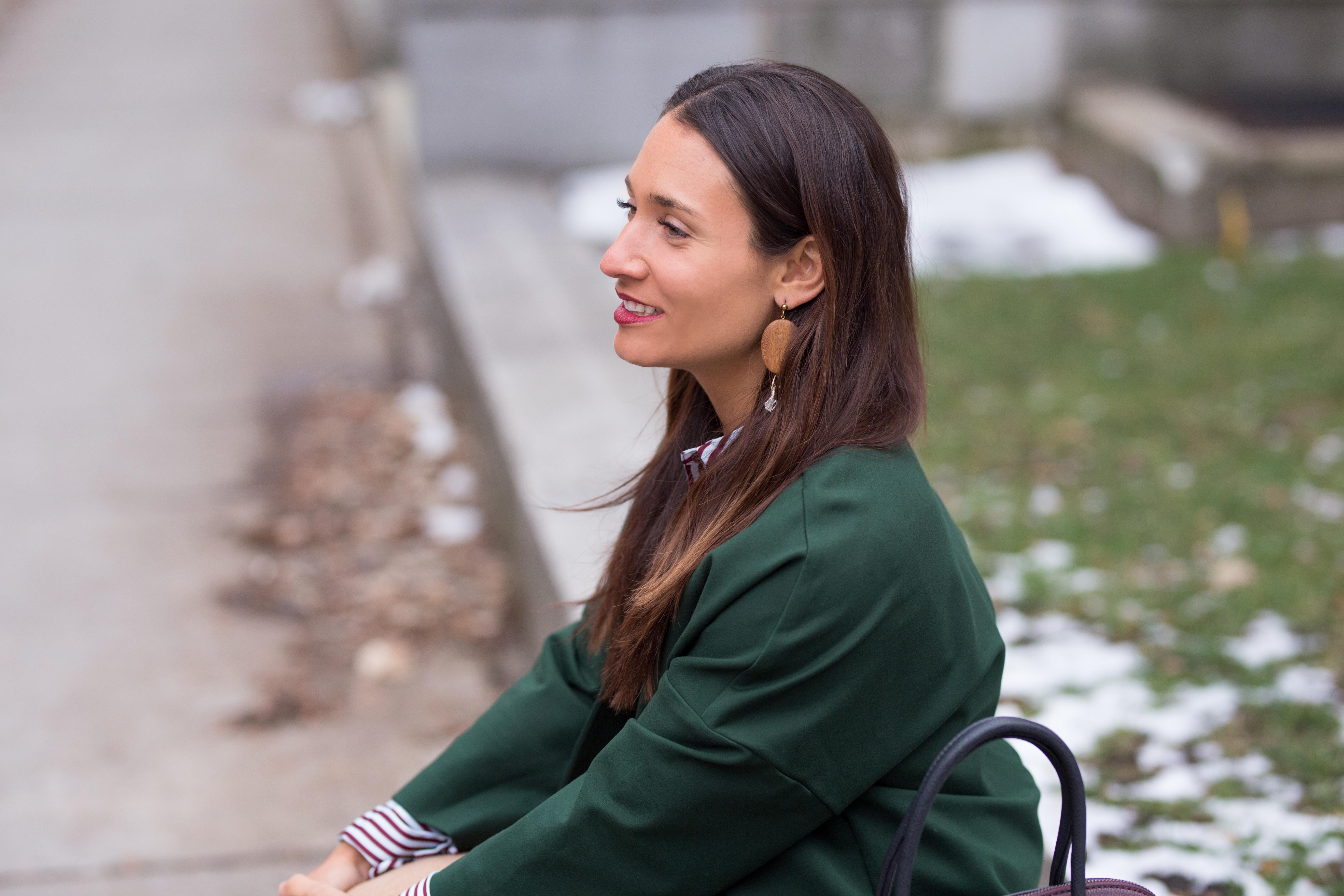 Camille Dg de profil