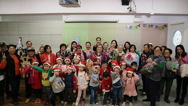 2018-12-18 探訪老人中心