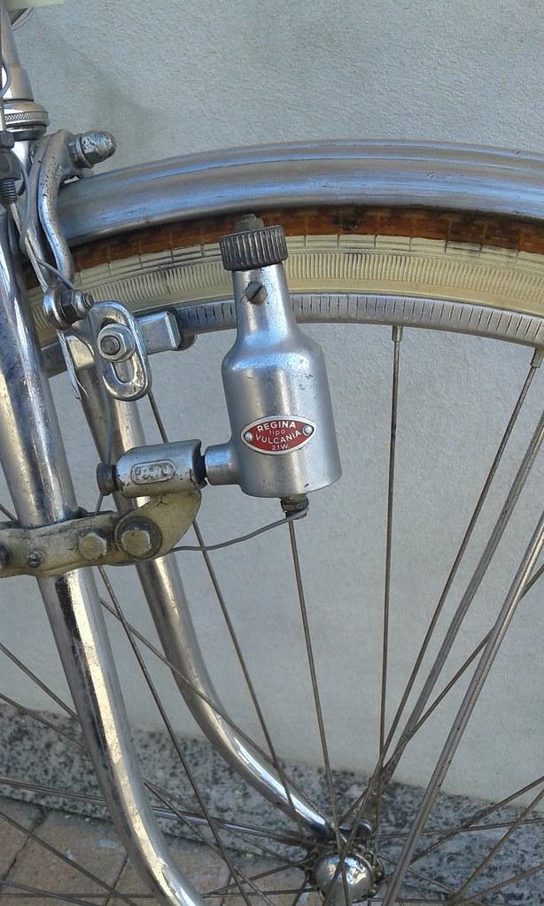 Bicicletta d'epoca da donna marca Battista Giuntelli - anni '50/'51
