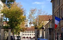 Cluny, Saône-et-Loire, France. - Photo of Saint-Gengoux-de-Scissé