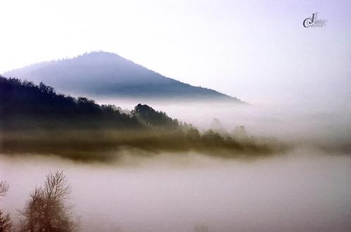 Plateau du Trièves, Isère...