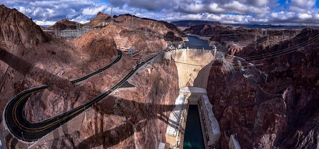 Hoover Dam, Nikon D750, AF-S Nikkor 16-35mm f/4G ED VR