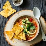 quinoa soup...