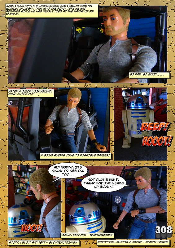 BAM2272 Presents - An Old Face Returns! Chapter Nineteen - Jake's Return 46849343831_40f604dcc6_c