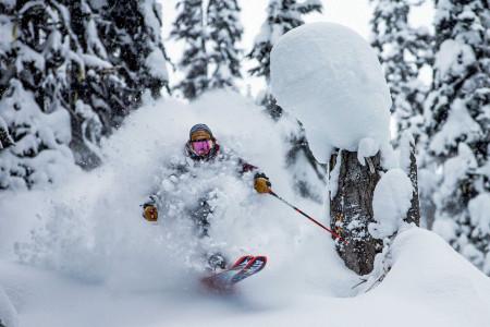 Freeridové lyže Atomic Bent Chetler