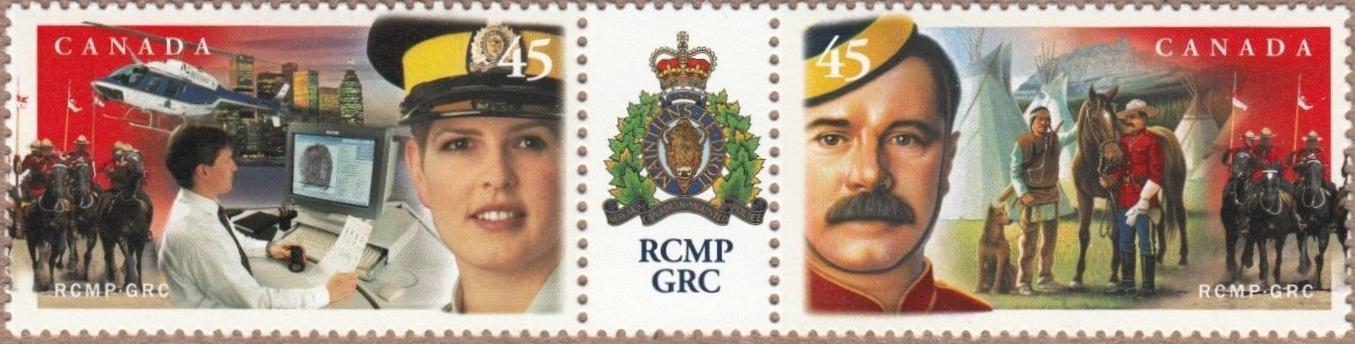 Canada - Scott #1737a (1998)