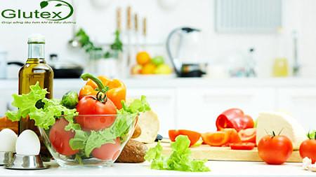 Thực phẩm có lợi cho người tiểu đường là rau xanh không hoặc ít tinh bột