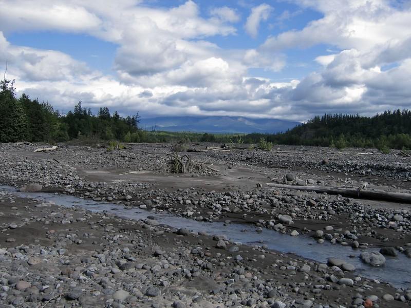 Долина реки Студеной, Камчатка