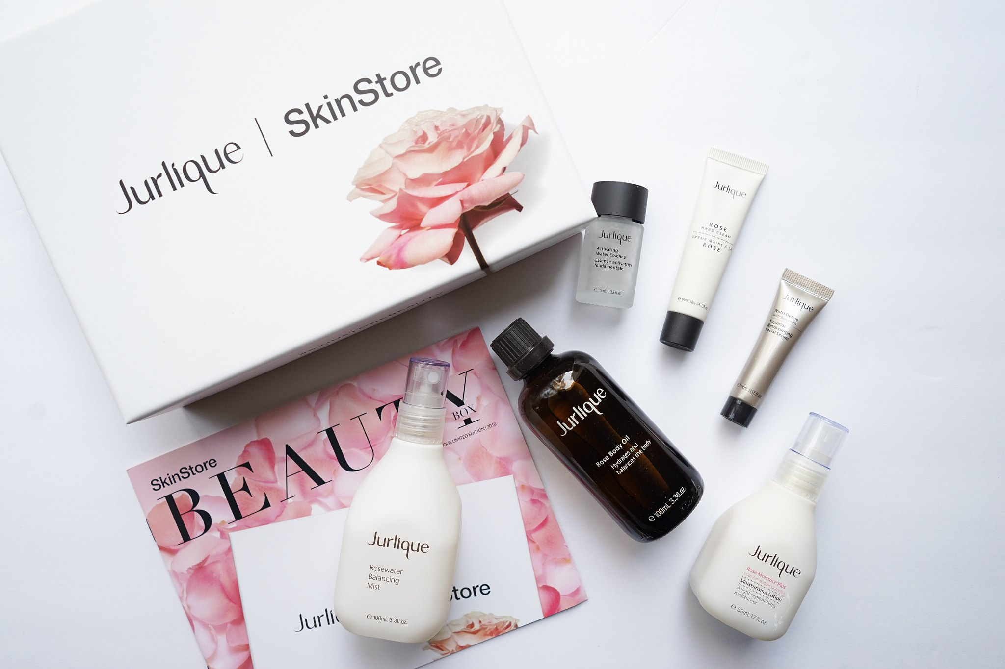 Jurlique, SkinStore, Beauty Box, Limited Edition, Skincare, Bodycare, Luxury Beauty, Mom beauty, Mom blogger, Mommy blog