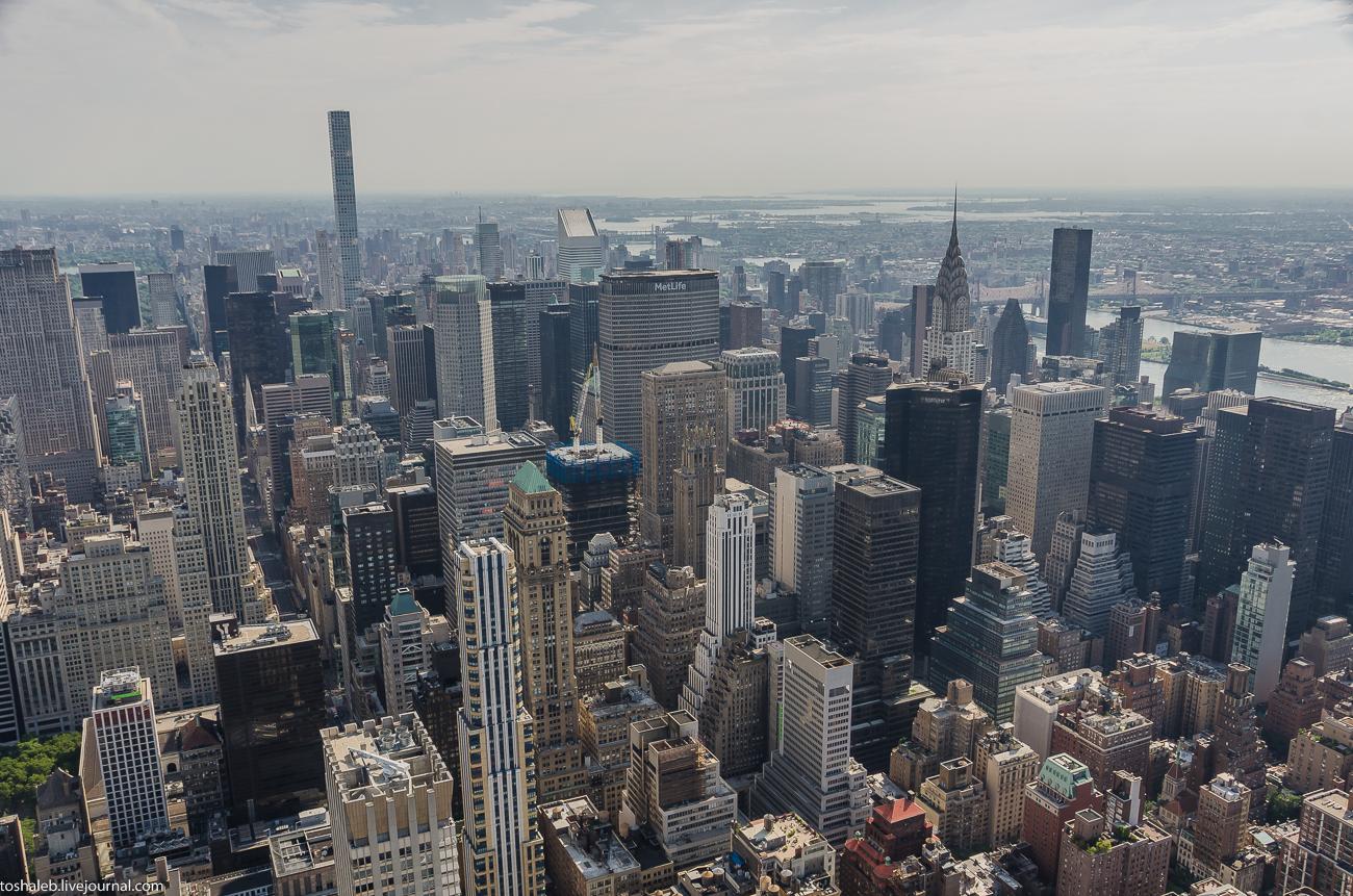 Нью-Йорк_Empire State Building-31