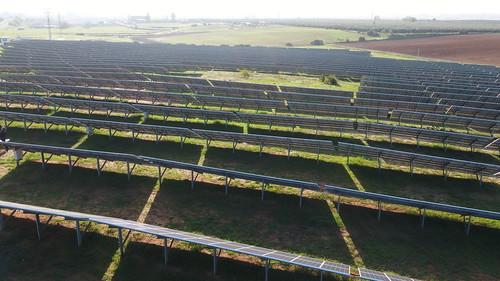 Planta Fotovoltaica Matallana de 2 MW