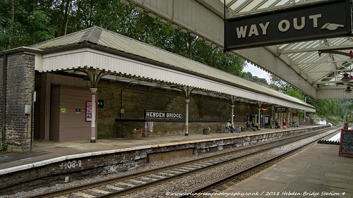 Platform 1 Hebden Bridge