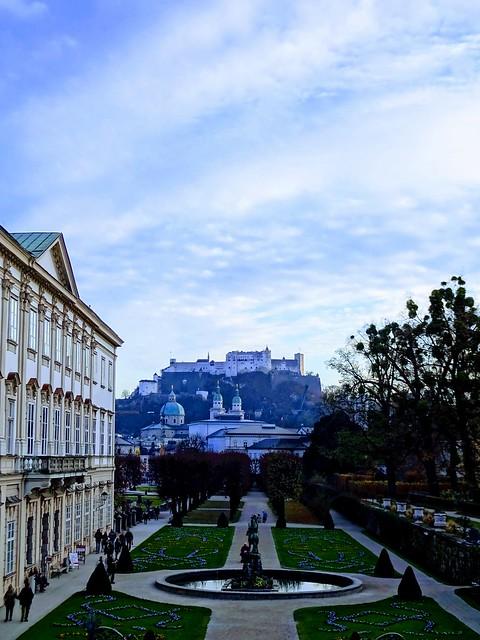 Mirabellgarten, Salzburg