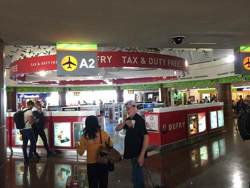 100 - Duty Free - Aeroporto Santo Domingo