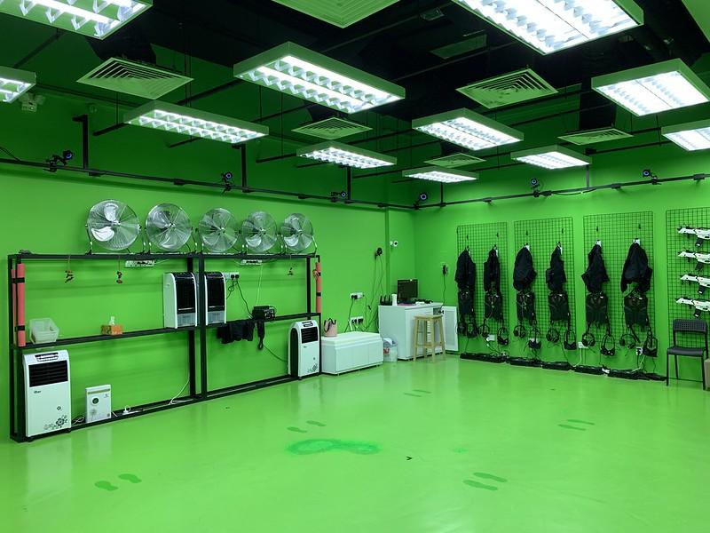 Sandbox VR (Singapore) - VR Room