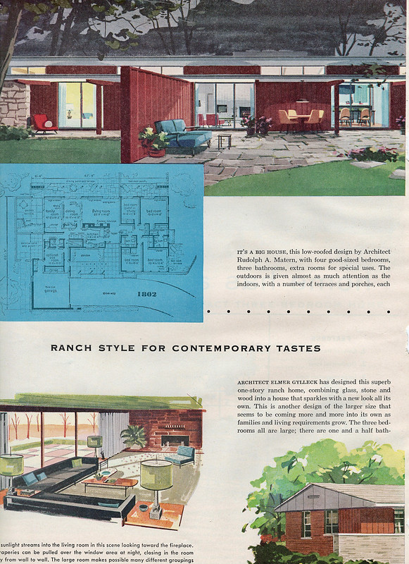 The New Home Guide 1956