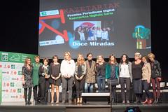 07/11/2018 - Premios Periodismo Vasco 2018