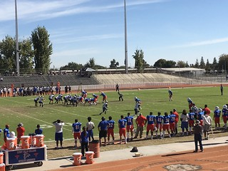WHCC Football vs San Joaquin Delta: Student Perspective