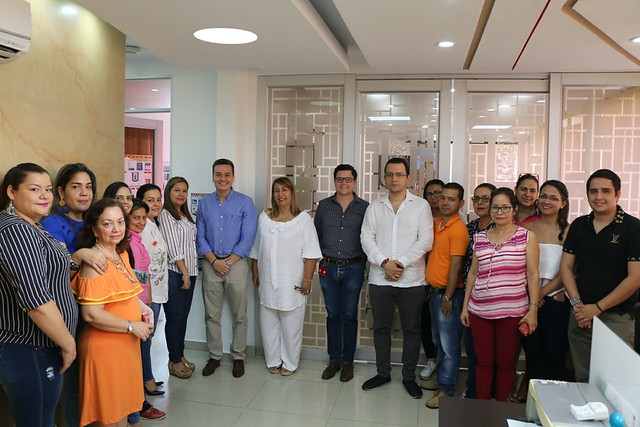 Posesión Nuevo Director Administrativo de Proyección Social