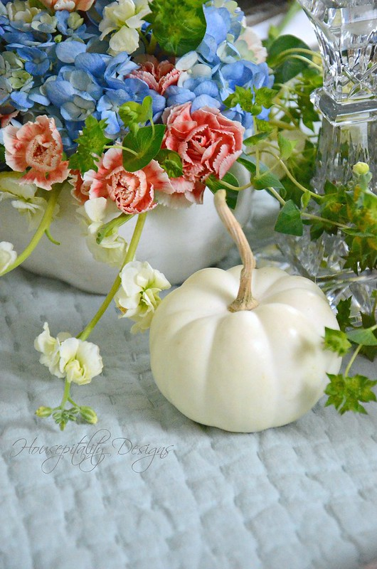 Pumpkin Centerpiece-Housepitality Designs