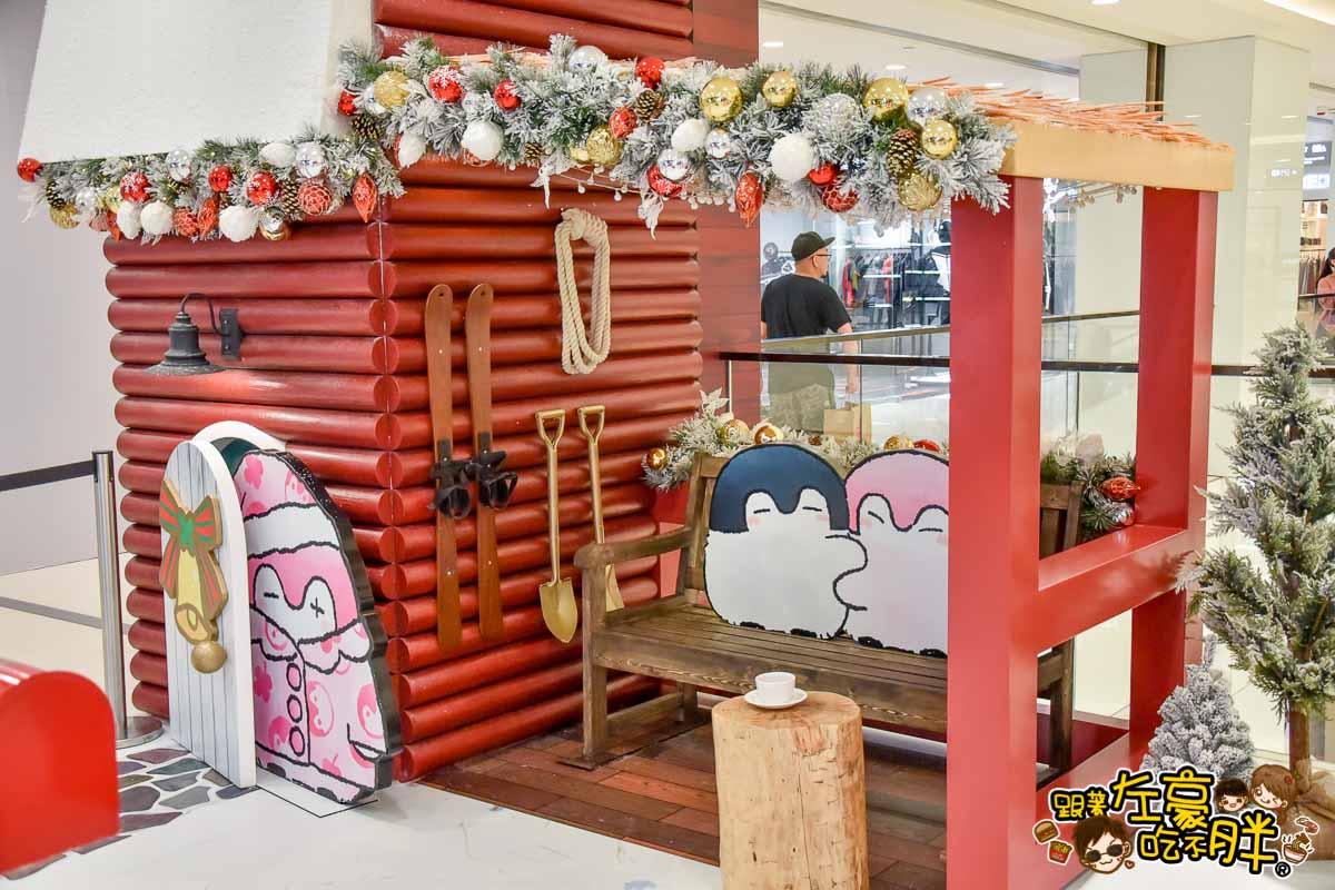 香港聖誕節 尖沙咀海港城聖誕裝飾-32