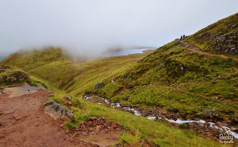 Ben Nevis walk Scotland